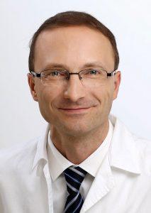 Augenheilkunde und Optometrie: OA Dr. Simon Brunner