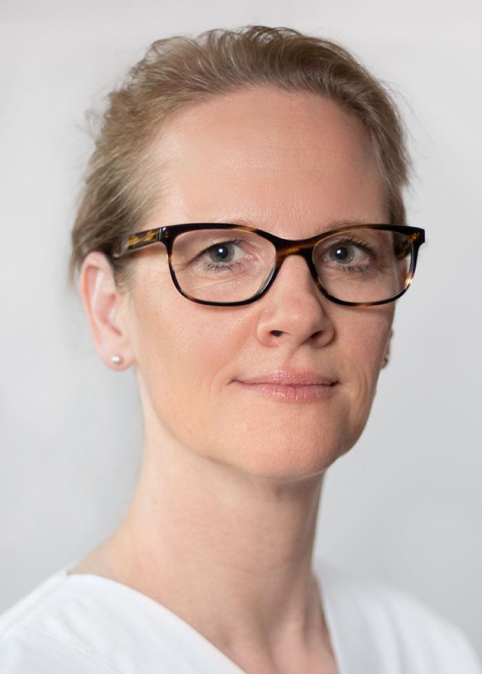 Fachärztin Dr. Elisabeth Gaudernak