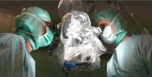 Dr. Michel Loyoddin und Dr. Heimo Königswieser