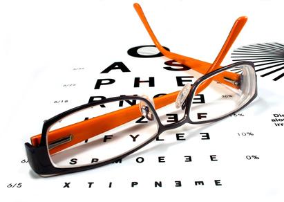 Bildschirmbrille: Der Augenarzt weiß Bescheid.